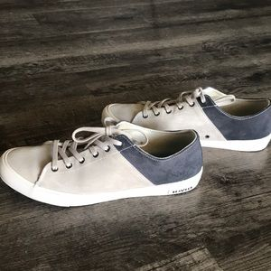 SeaVees  suede men sneakers.